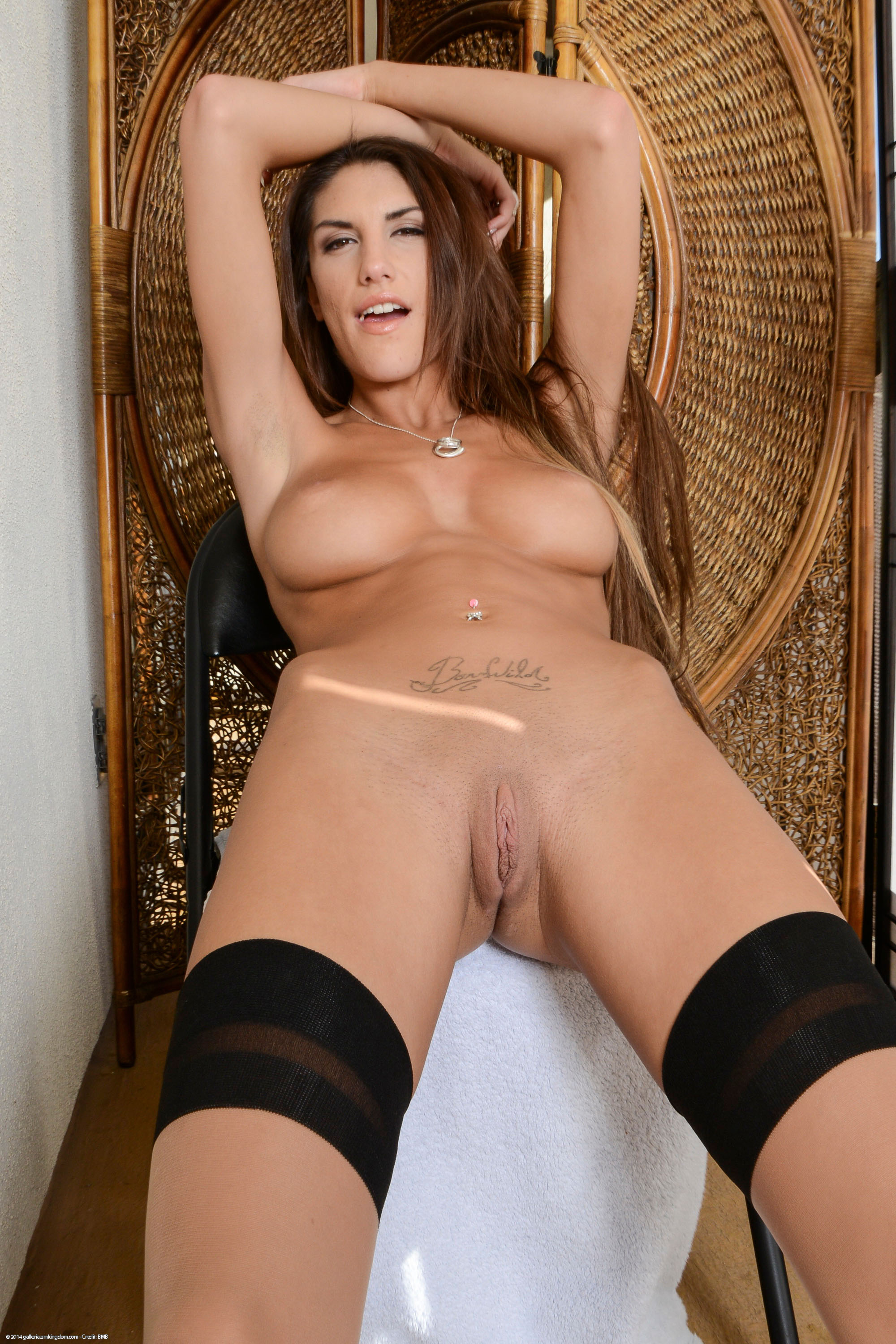 August ames hairy
