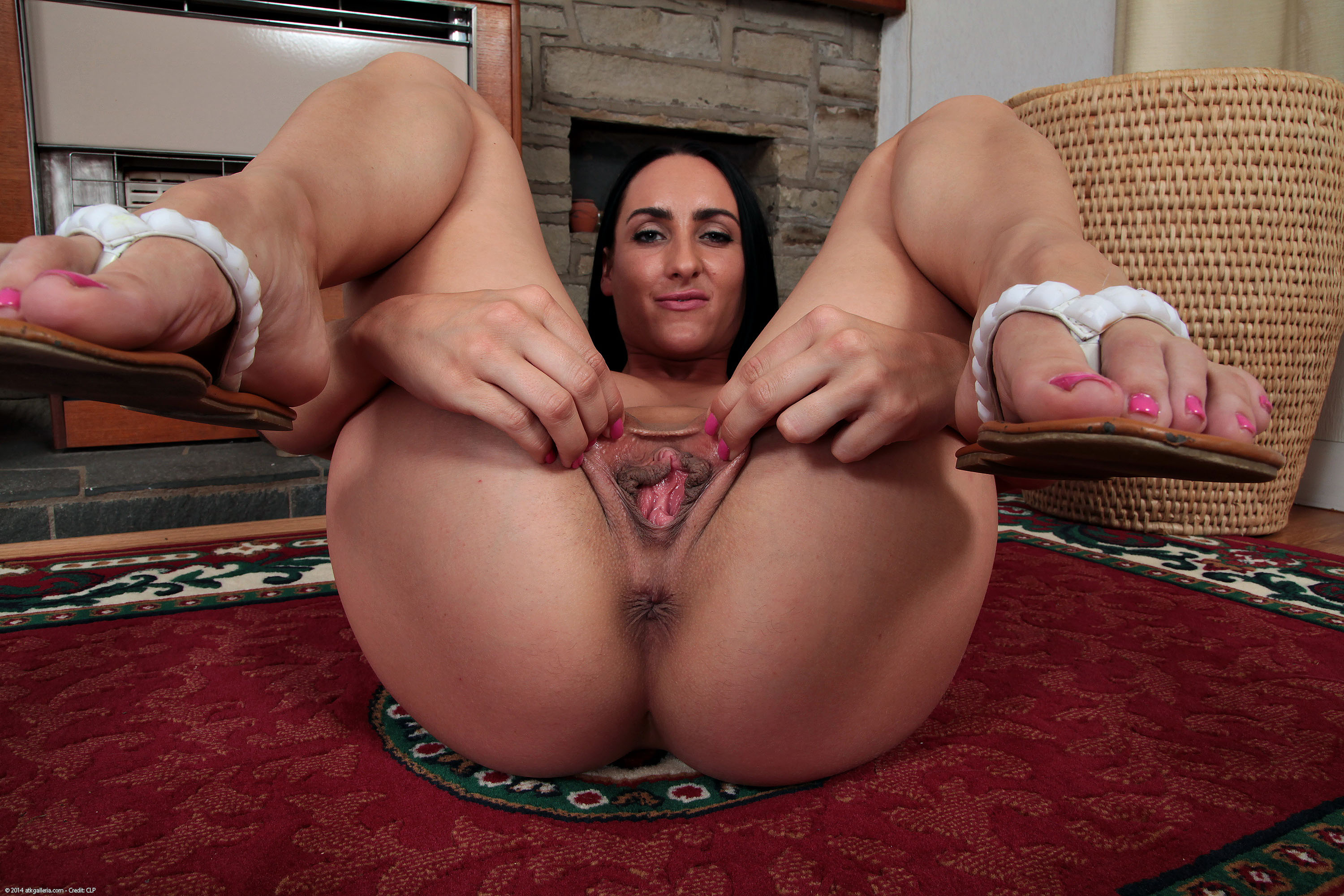 Pussy and ass inspection 4