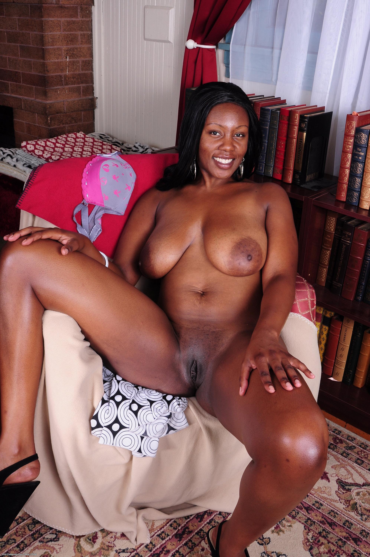 Horny Ebony Milf