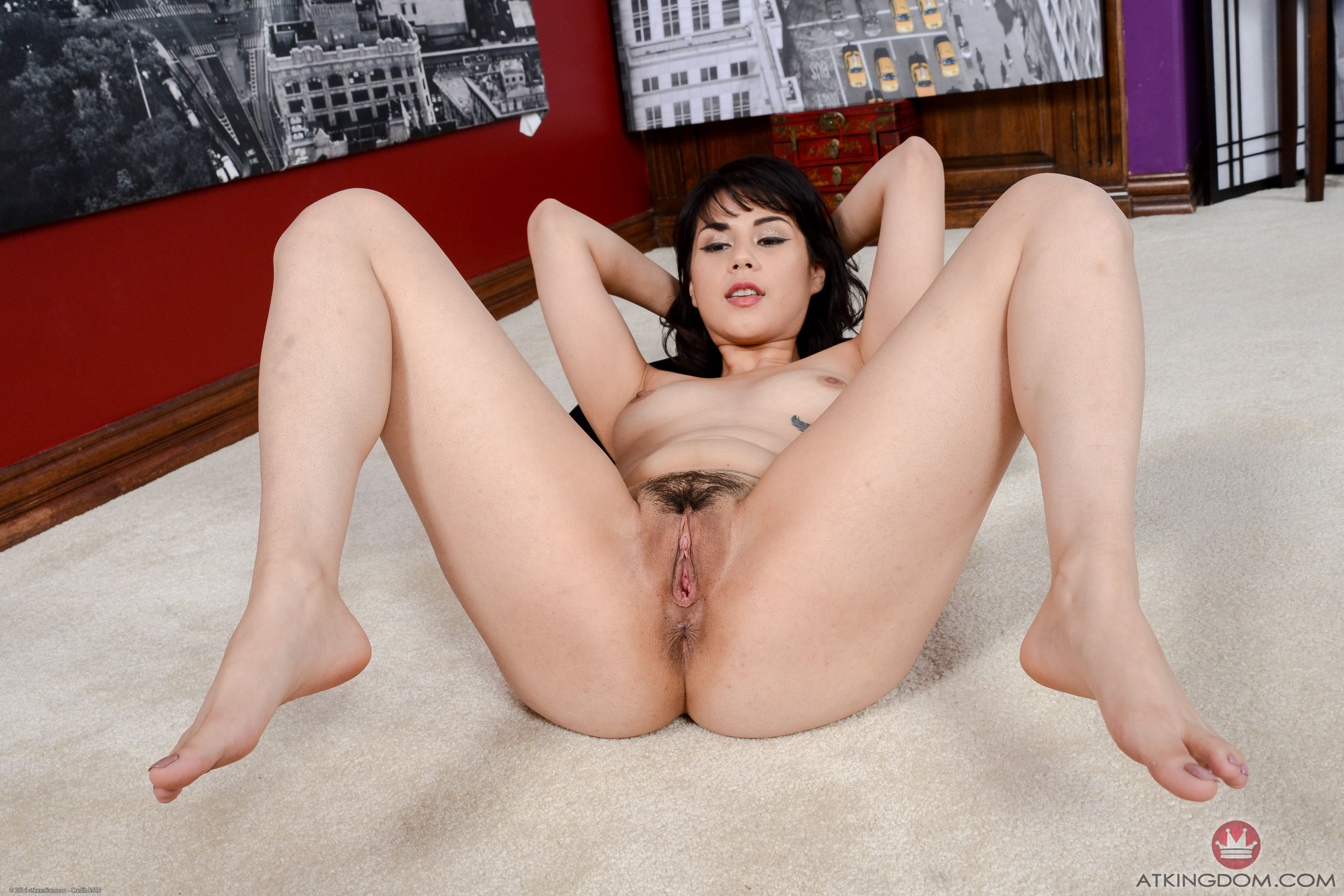 ANGIE: Penelope reed from atk hairy