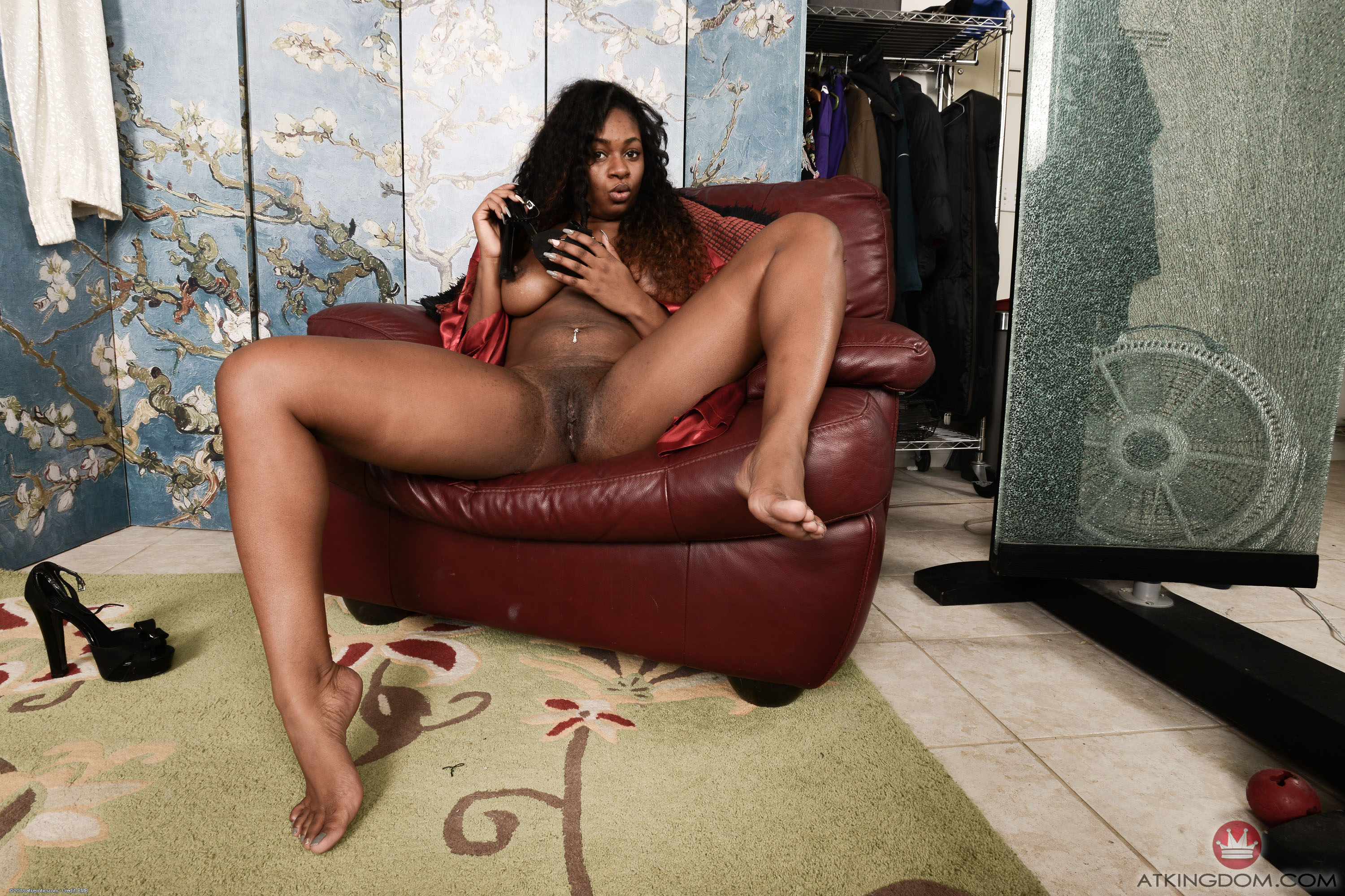 For nude ebony dream girl accept
